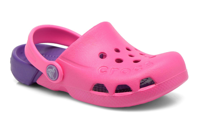Sandalen Crocs Electro Kids Roze detail
