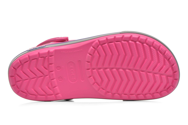 Sandalen Crocs Crocband II.5 Clog rosa ansicht von oben