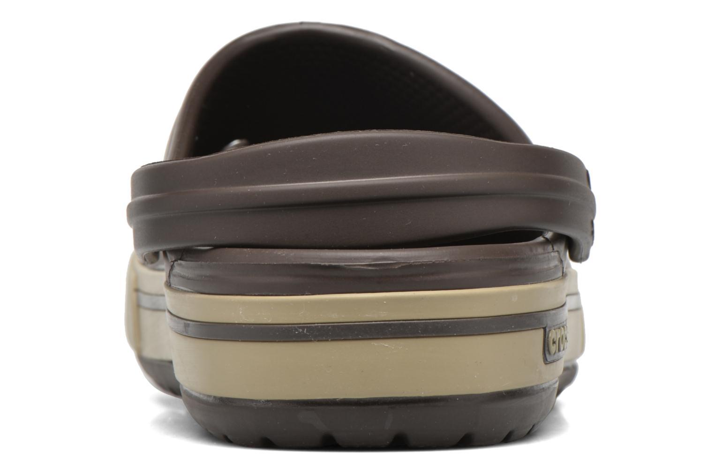 Crocband II.5 Clog Espresso/khaki