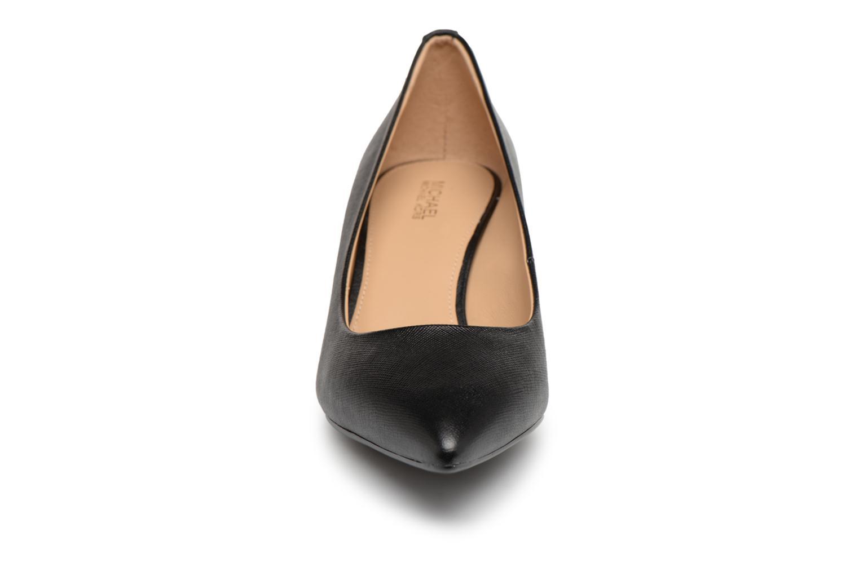 Escarpins Michael Michael Kors Mk Flex Kitten Pump Noir vue portées chaussures