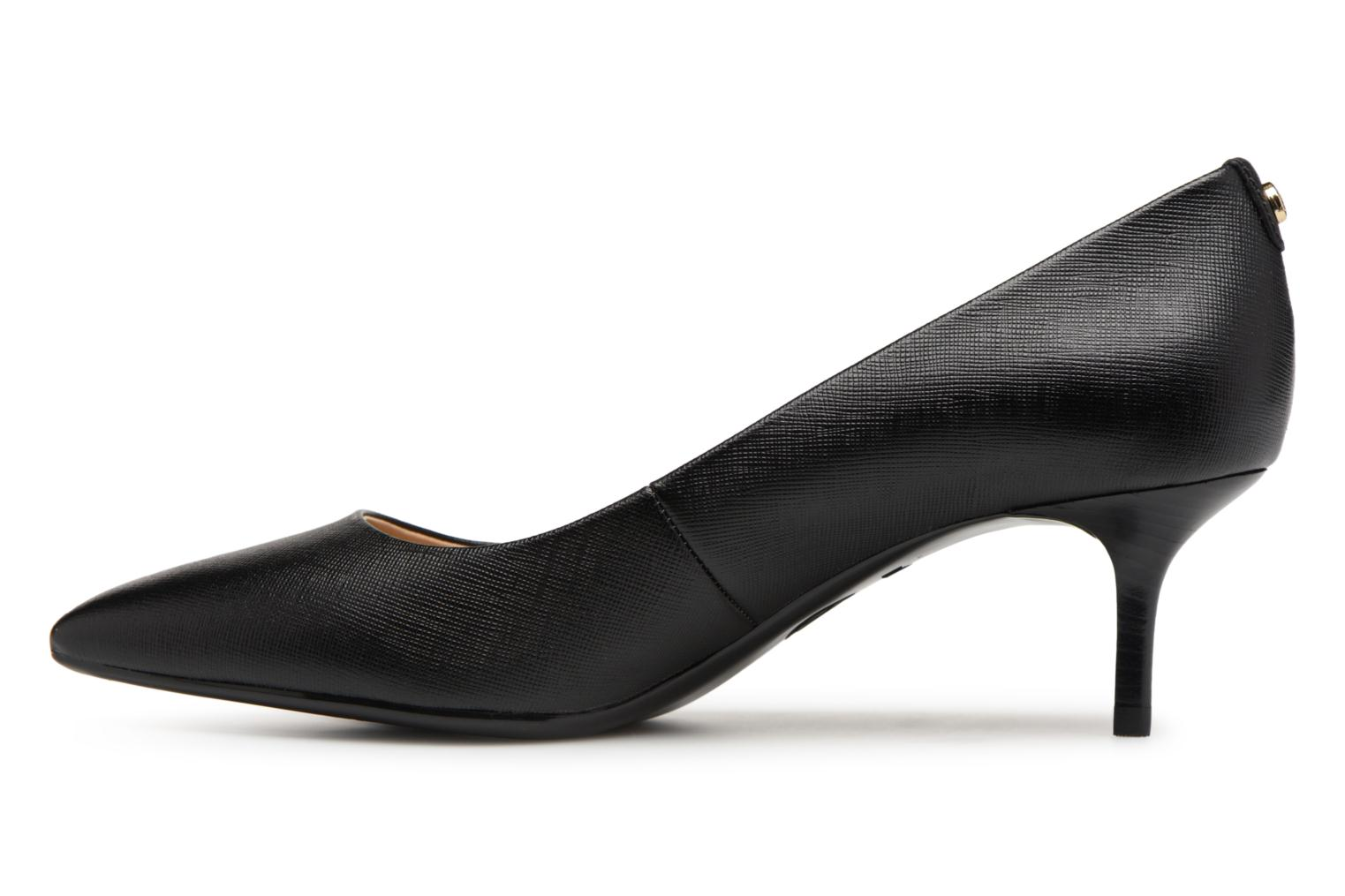 Mk Flex Kitten Pump Black
