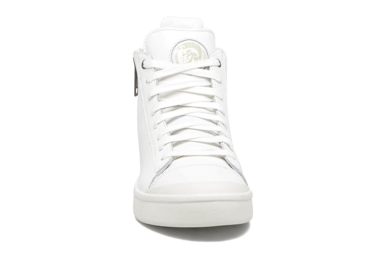 Sneaker Diesel S-Nentish weiß schuhe getragen
