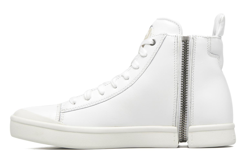 Sneaker Diesel S-Nentish weiß ansicht von vorne