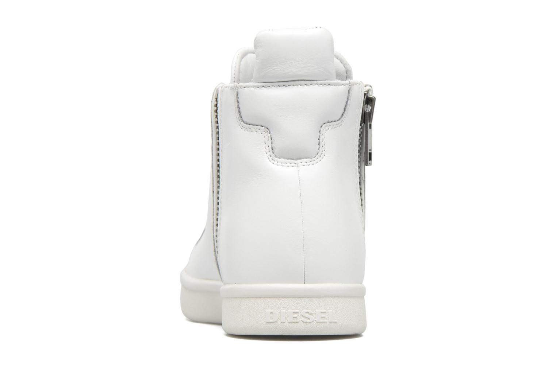 Sneaker Diesel S-Nentish weiß ansicht von rechts