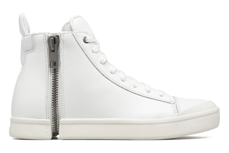 Sneaker Diesel S-Nentish weiß ansicht von hinten