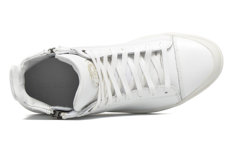 Sneaker Diesel S-Nentish weiß ansicht von links