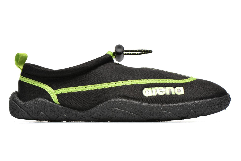 Chaussures de sport Arena Bow man Noir vue derrière