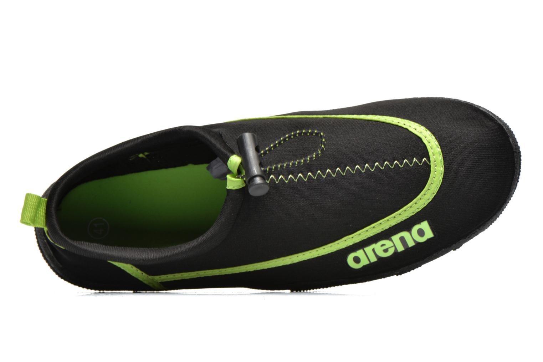 Chaussures de sport Arena Bow man Noir vue gauche