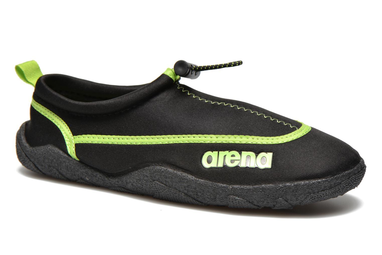 Chaussures de sport Arena Bow man Noir vue détail/paire
