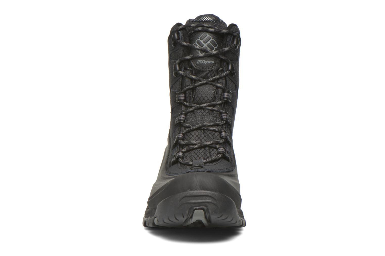Chaussures de sport Columbia Bugaboot Plus III Omni-heat Noir vue portées chaussures