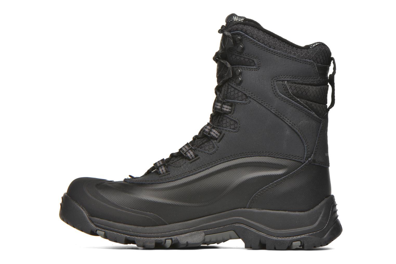Chaussures de sport Columbia Bugaboot Plus III Omni-heat Noir vue face