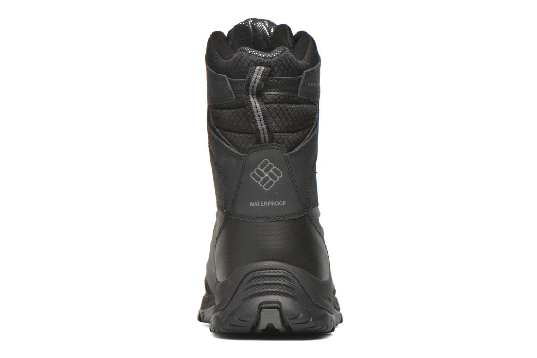 Chaussures de sport Columbia Bugaboot Plus III Omni-heat Noir vue droite