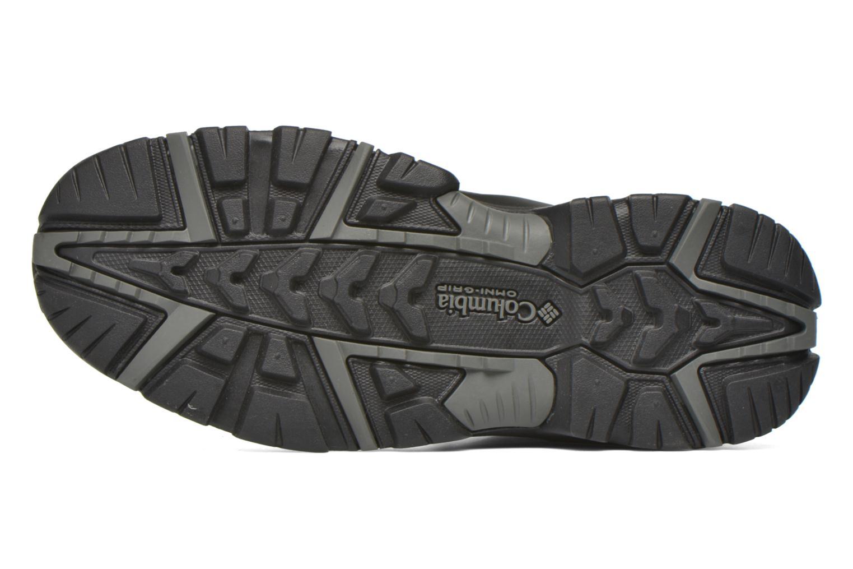 Chaussures de sport Columbia Bugaboot Plus III Omni-heat Noir vue haut