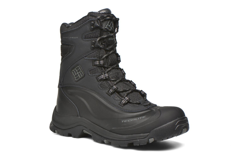 Chaussures de sport Columbia Bugaboot Plus III Omni-heat Noir vue détail/paire