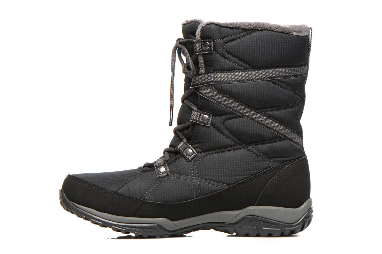 Chaussures de sport Columbia Minx Fire Tall Omni-Heat Waterproof Noir vue face