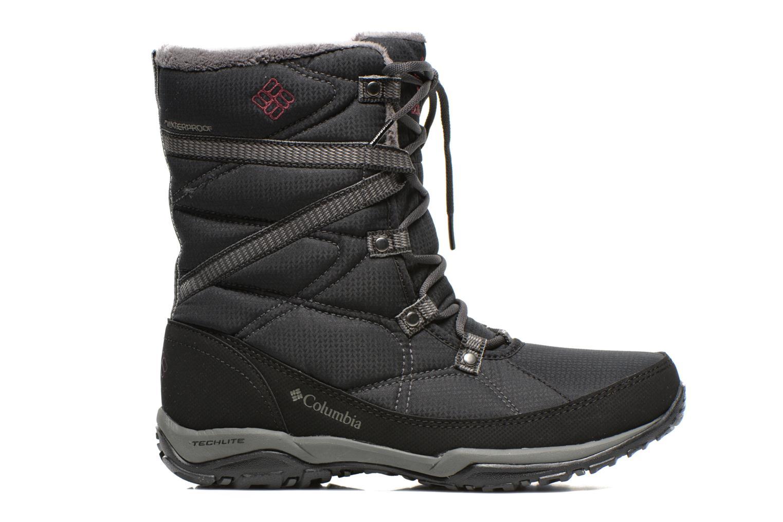 Chaussures de sport Columbia Minx Fire Tall Omni-Heat Waterproof Noir vue derrière