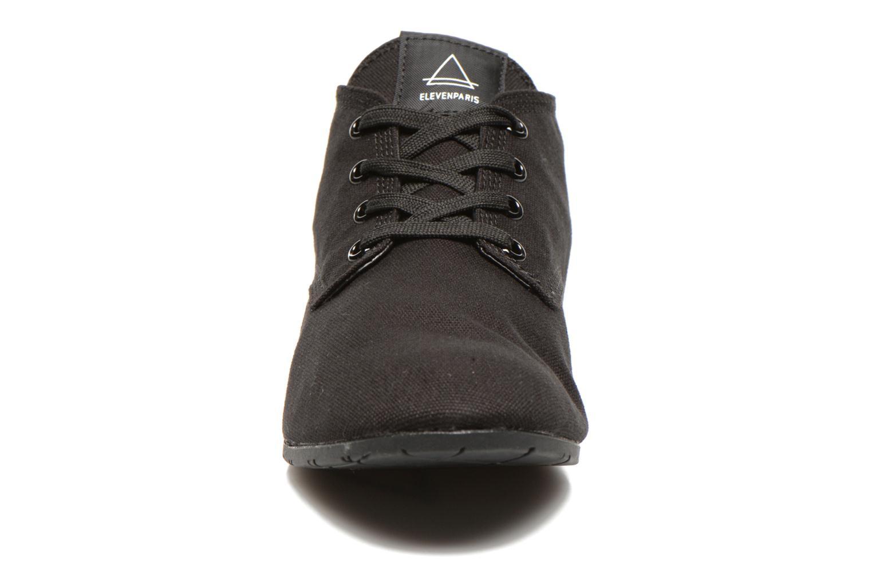 Sneakers Eleven paris Basmono M Zwart model