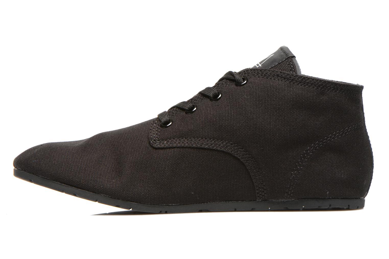 Sneakers Eleven paris Basmono M Zwart voorkant