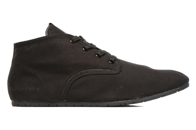 Sneakers Eleven paris Basmono M Zwart achterkant