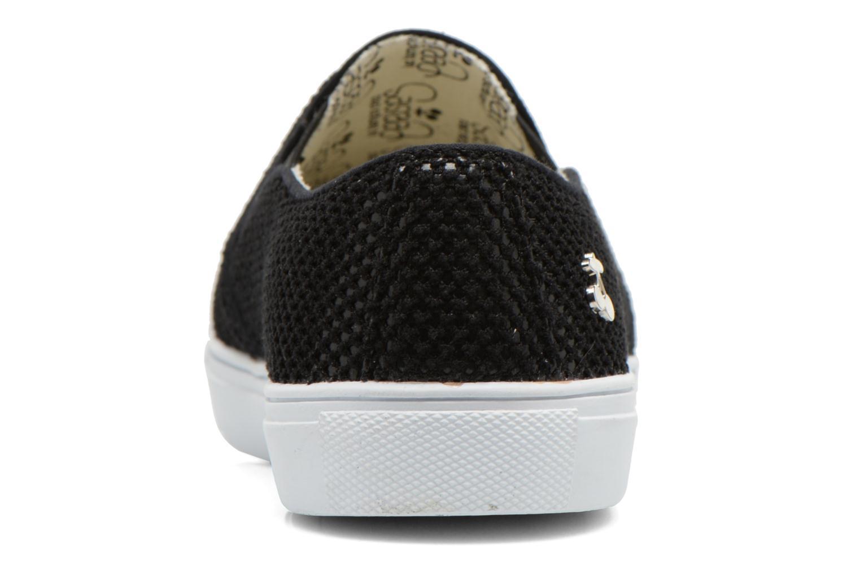 Sneaker Le temps des cerises Ava schwarz ansicht von rechts