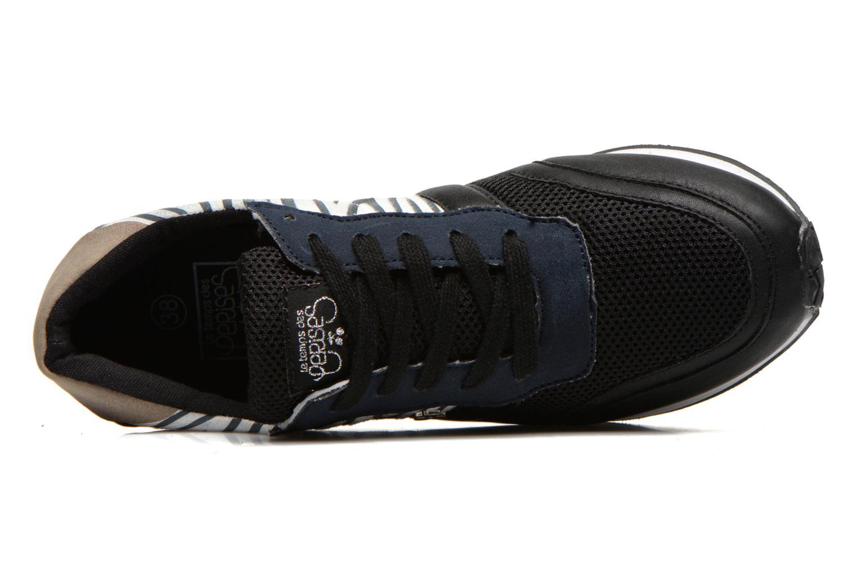 Sneakers Le temps des cerises Harley Zwart links