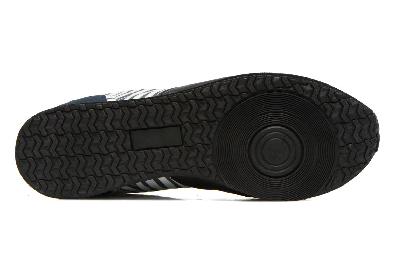 Sneakers Le temps des cerises Harley Zwart boven