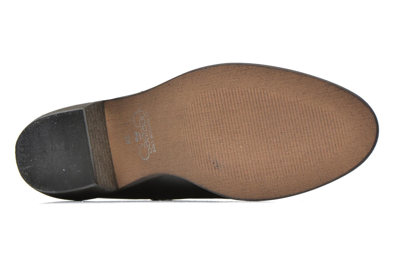 Boots en enkellaarsjes Le temps des cerises Brook Zwart boven