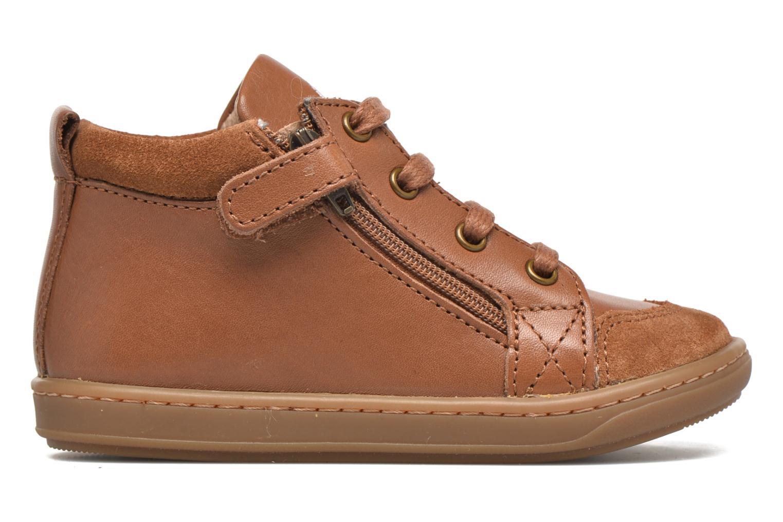 Stiefeletten & Boots Shoo Pom Bouba Bi Zip Lipiz braun ansicht von links