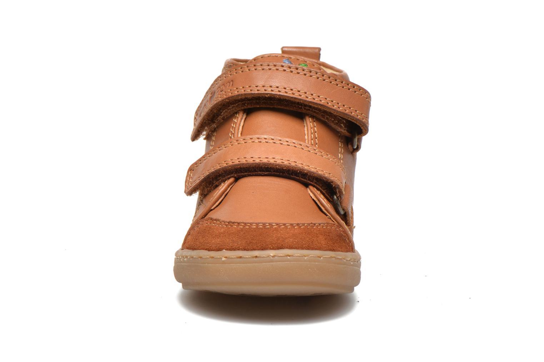 Schoenen met klitteband Shoo Pom Bouba Bi Vel Bruin model