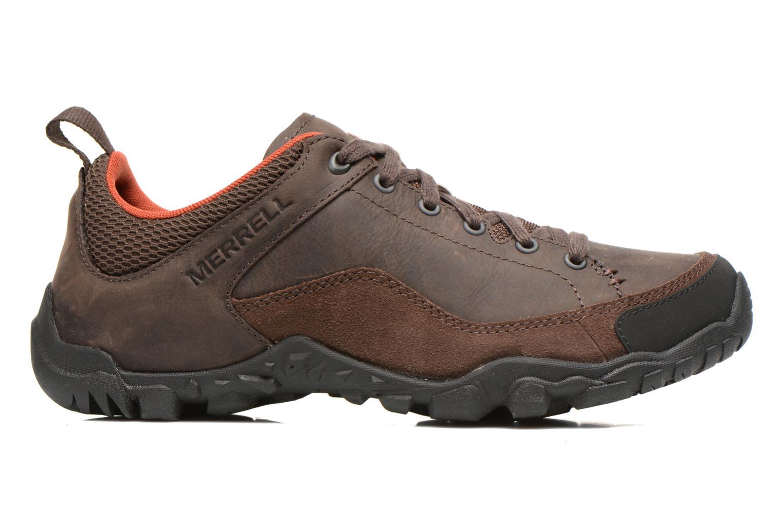 Chaussures de sport Merrell Telluride Lace Marron vue derrière