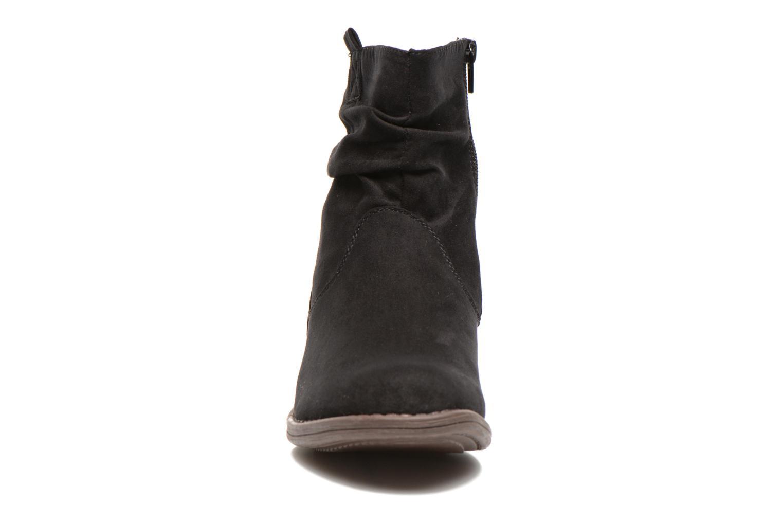 Boots en enkellaarsjes I Love Shoes Thoni Zwart model