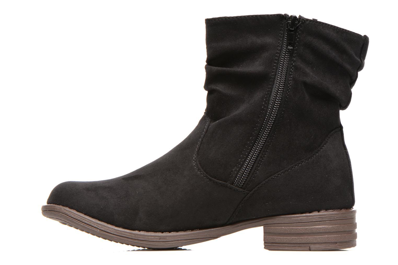 Stiefeletten & Boots I Love Shoes Thoni schwarz ansicht von vorne