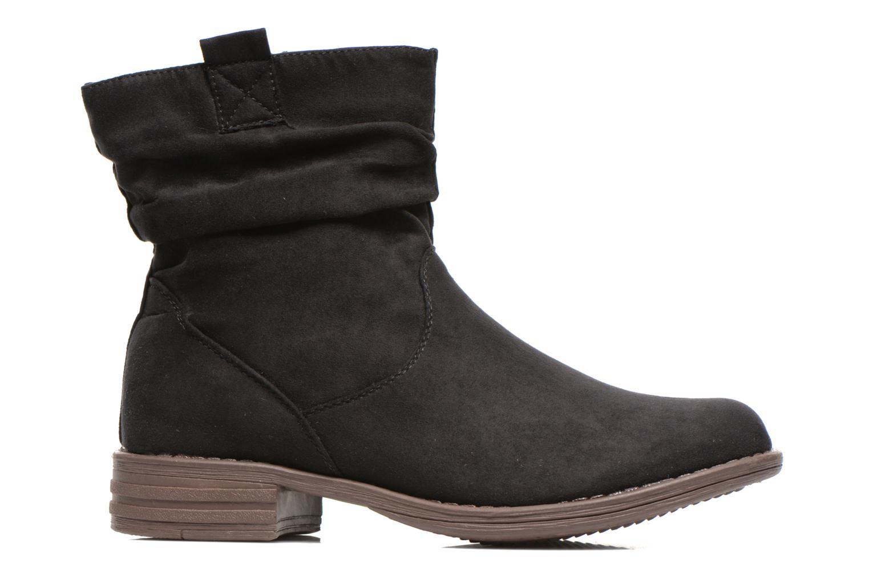 Boots en enkellaarsjes I Love Shoes Thoni Zwart achterkant