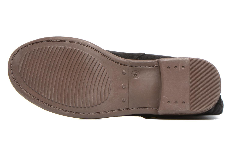 Stiefeletten & Boots I Love Shoes Thoni schwarz ansicht von oben