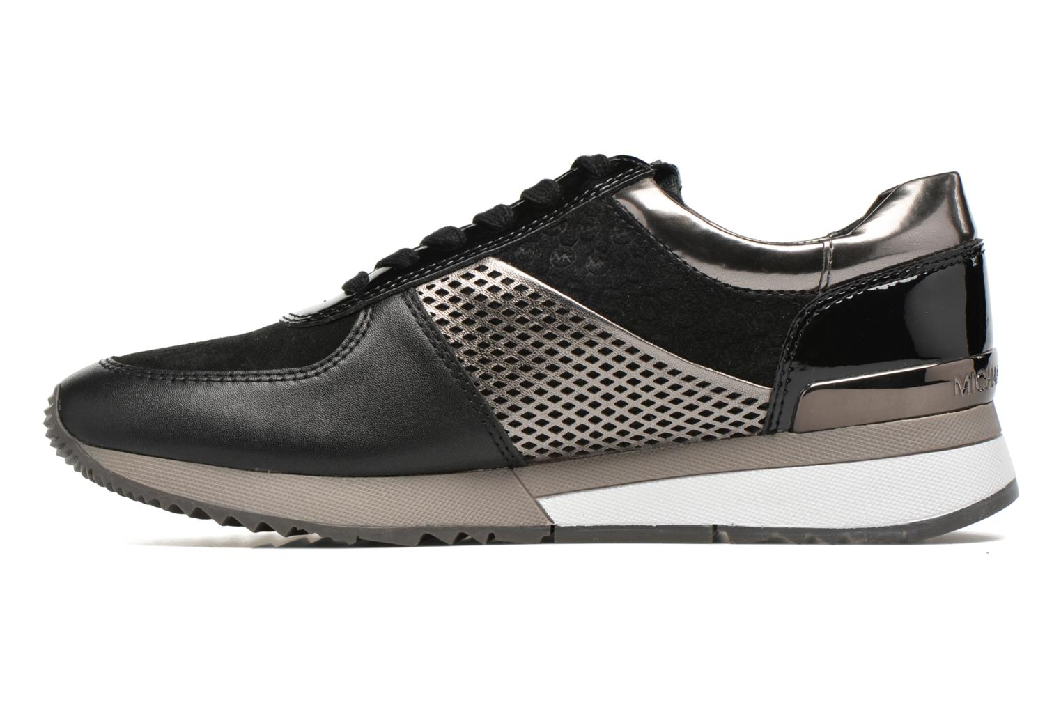 Allie trainer 934 Black Gun Metal