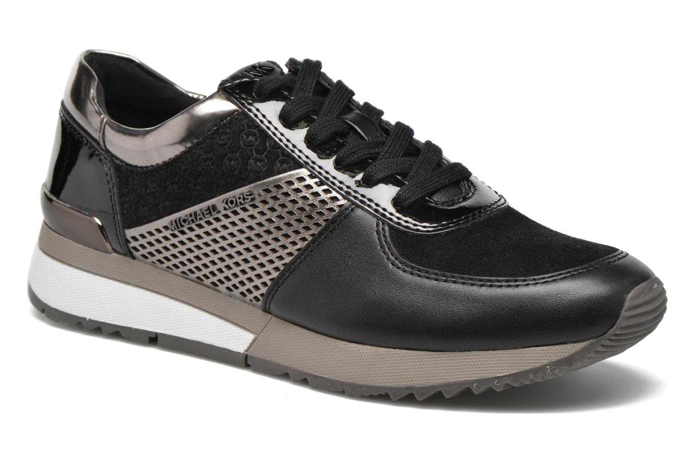 Sneaker Michael Michael Kors Allie Trainer schwarz detaillierte ansicht/modell
