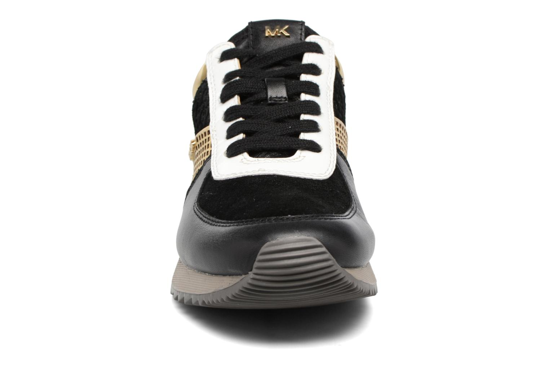 Baskets Michael Michael Kors Allie trainer Noir vue portées chaussures