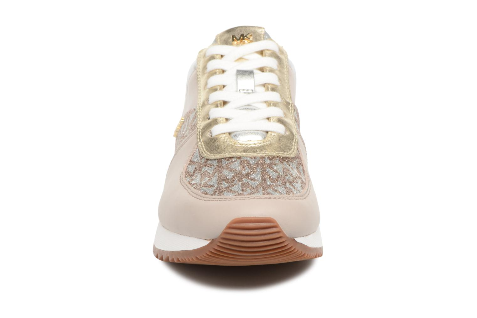 Trainers Michael Michael Kors Allie Trainer Beige model view