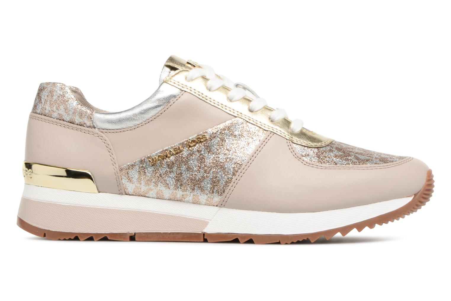 Trainers Michael Michael Kors Allie Trainer Beige back view