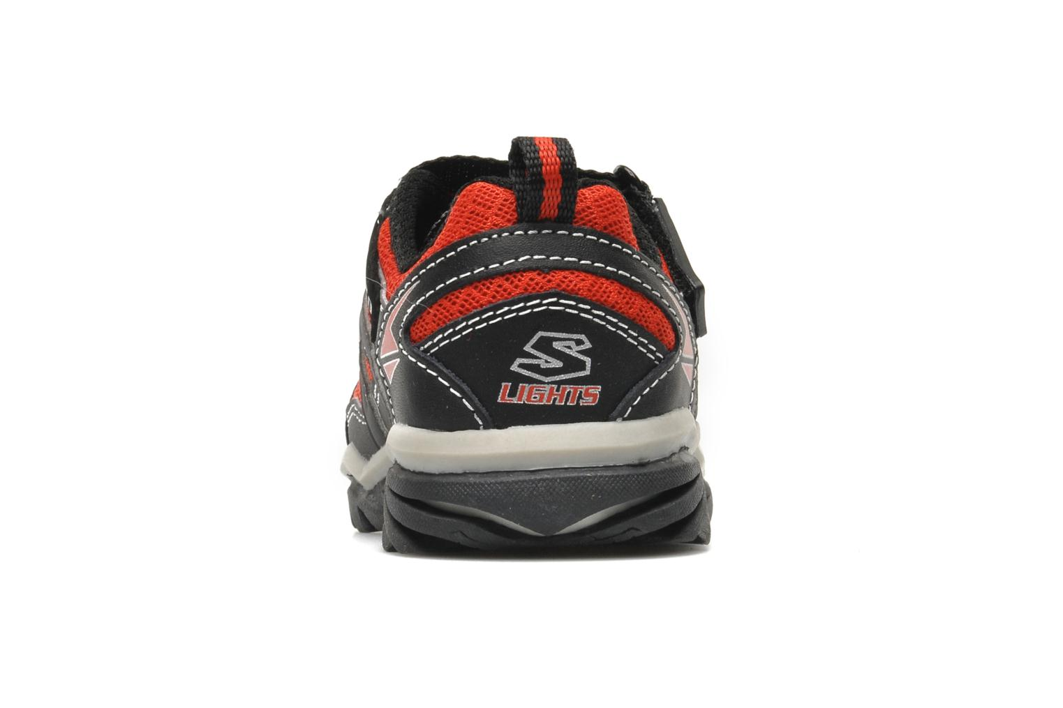 Baskets Skechers Pillar 2.0 / Hawk Rouge vue droite