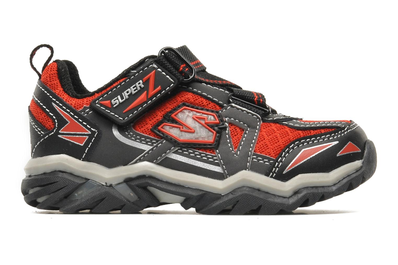Sneaker Skechers Pillar 2.0 / Hawk rot ansicht von hinten