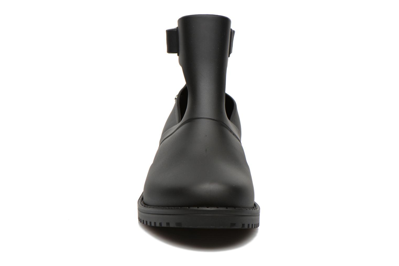 Bottines et boots Mel Mel Open Boot Noir vue portées chaussures