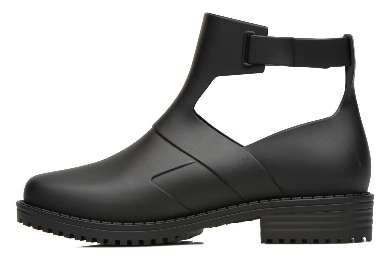 Bottines et boots Mel Mel Open Boot Noir vue face