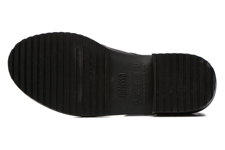 Bottines et boots Mel Mel Open Boot Noir vue haut