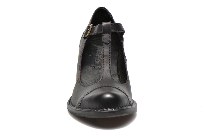 High heels Neosens Rococo S849 Black model view