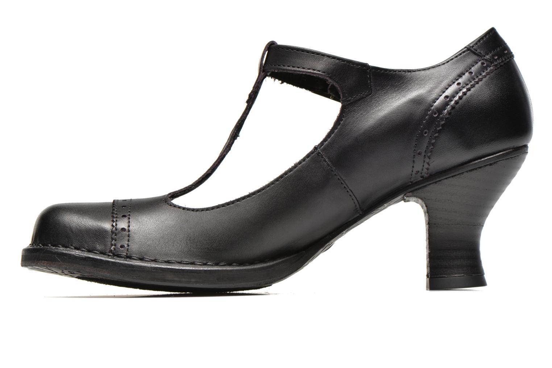 High heels Neosens Rococo S849 Black front view
