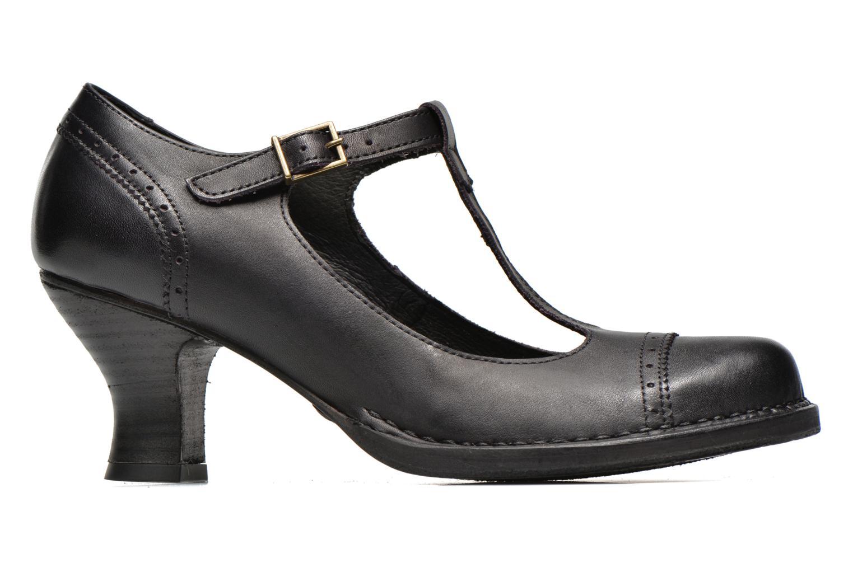 High heels Neosens Rococo S849 Black back view