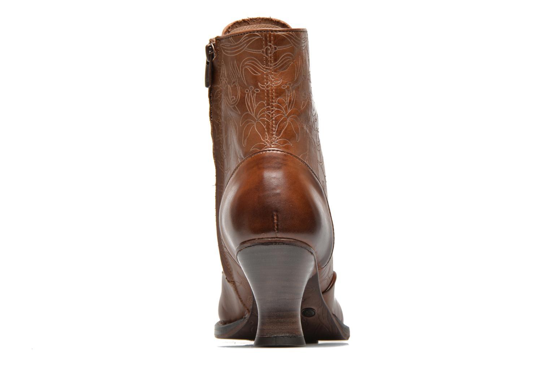 Bottines et boots Neosens Rococo S846 Marron vue droite