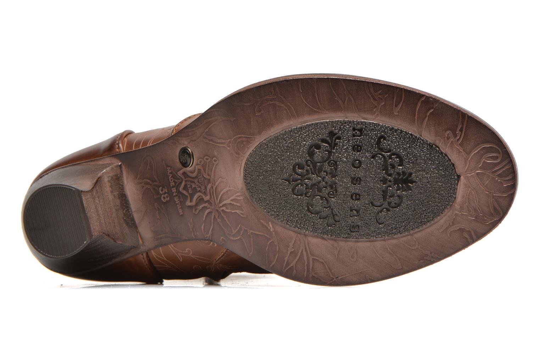 Bottines et boots Neosens Rococo S846 Marron vue haut