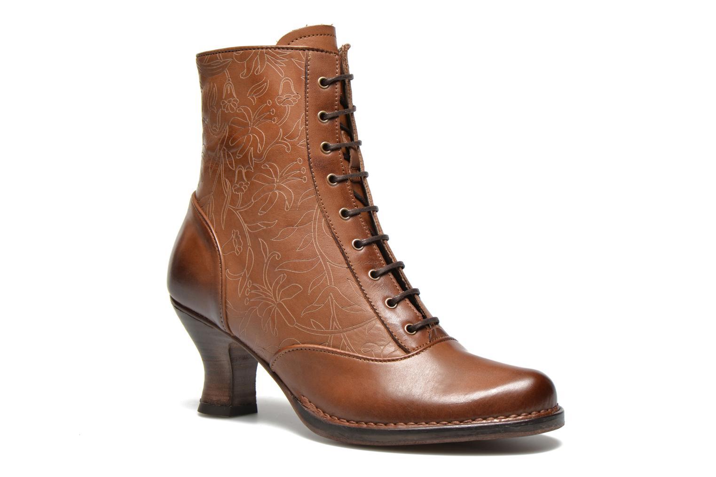 Bottines et boots Neosens Rococo S846 Marron vue détail/paire